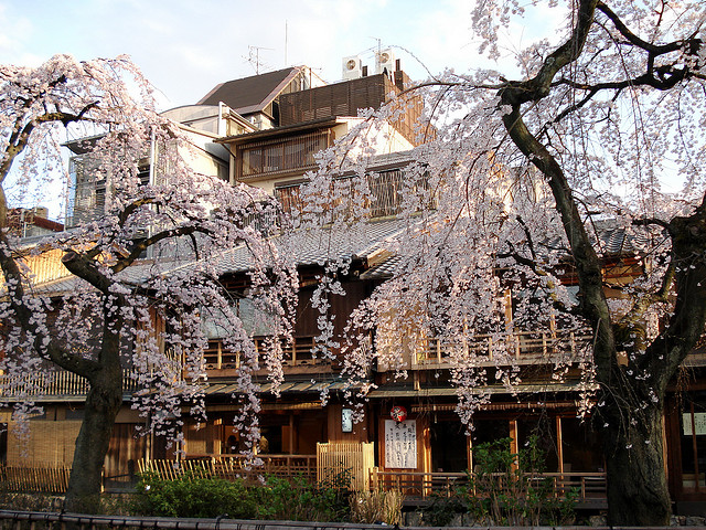 Gion restaurants