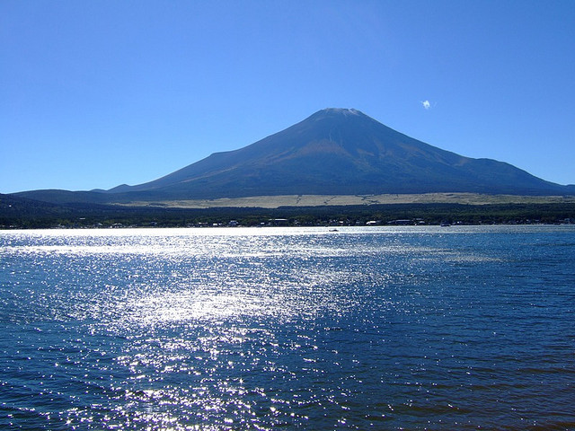 fuji five lakes or the most popular lake district of japan