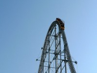 Tokyo Dome City Rollercoaster