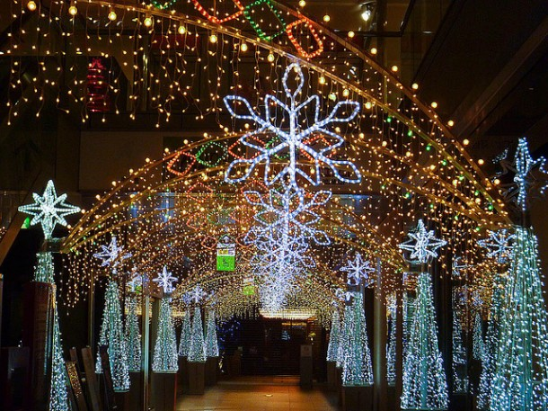 Largest Christmas Markets in Japan