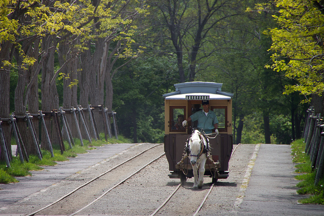 horse tramway